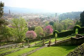 visit the bardini gardens in florence for its flowers u0026 views
