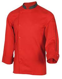 robur vetement cuisine veste de cuisine manches longues orage robur taille 2