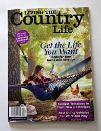 Backyard Chicken Magazine by Getting Stitched On The Farm Living The Country Life Feature