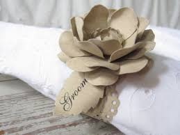 napkin ring ideas creative napkin rings ideas as pretty wedding table decor
