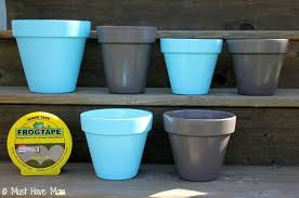 Glow In The Dark Planters by Diy Topsy Turvy Flower Planter With Step By Step Tutorial