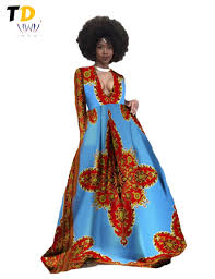 deep v neck long sleeve african dress u2013 thedashiki com