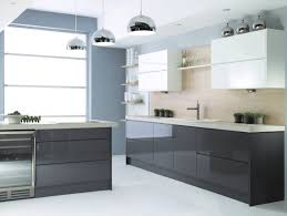 White Gloss Kitchen Ideas Handleless Kitchen Doors Dark Grey Google Search Kitchen