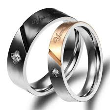 what is a commitment ring jewels gullei promise rings set engraved promise rings his his and