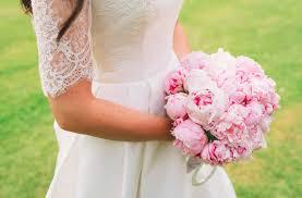 Baby Breath Flowers Ettington Park Wedding Flowers U2013 Pink Peony Bouquet Baby U0027s Breath