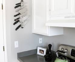 Best Way To Store Kitchen Knives Magnetic Knife Strips You Want U0027em Strong Chris Loves Julia