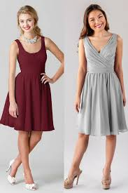 best bridesmaid dresses best bridesmaid dresses for your a guide to necklines
