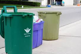 kitchener garbage collection garbage recycling and waste woolwich township