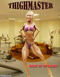 Female Bodybuilder Meme - funny steroids pictures freaking news