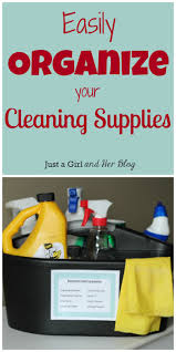 11 Must Have Sink Accesories And Products To Organize My Sink by Easily Organize Your Cleaning Supplies