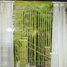 rideau de frange cha祟ne perle fen礫tre porte salle suspendu