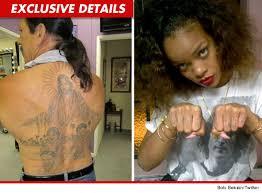 rihanna tattoos tmz com