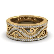 gold band rings tags mens gold wedding rings