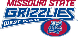 grizzly athletics missouri state university west plains