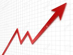 growing chart growth chart stock photo picture and royalty free image image