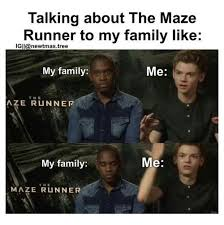 Pornographic Memes - maze runner images fanart memes talking about the maze runner