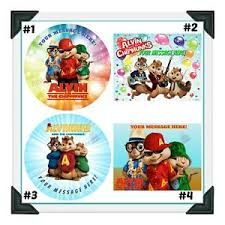 alvin and the chipmunks cake toppers alvin chipmunks edible image cake topper photo icing frosting