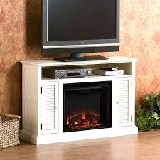 antebellum media electric fireplace antique white corner tv stand