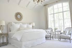 All White Bed All White Bedrooms Pinterest White Elegant Bedroom White