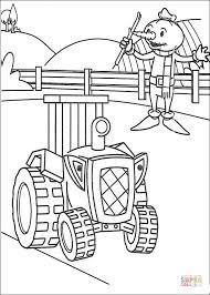 desenho de packer e espoleta no campo para colorir desenhos para