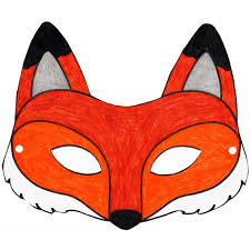 masque de tigre à imprimer gratuit