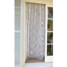 Shabby Chic Window Panels by Patchwork