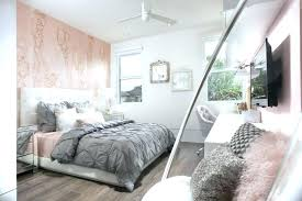 pink and gray bedroom gray accent wall bedroom pink accent wall bedroom spacious warm