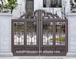 Home Gate Design Catalog Steel Main Gate Design Steel Main Gate Design Suppliers And