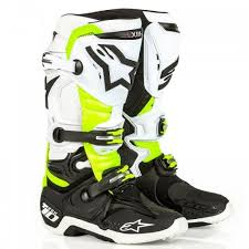 motocross boots alpinestars alpinestars tech 10 daytona le mx boots for 699 95 ama
