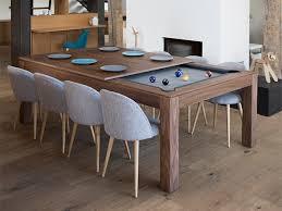 combination pool table dining room table pool table and dining room table dining pool table combo blatt