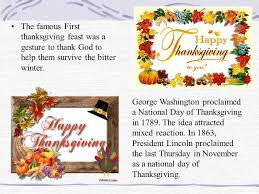 annies home thanksgiving day declared in proclamation of abe