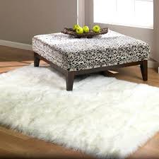 Safavieh Faux Sheepskin Rug Brown Faux Fur Rug Umdesign Info