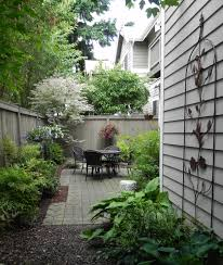 Backyard Ideas For Small Yards On A Budget Small Backyard Landscaping Ideas With Floor Tiles Gardens