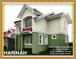 hannah house in terraverde residences u2013 house for sale in carmona