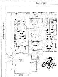 Wells Cathedral Floor Plan Cathedral Villas Greater Palm Springs Condos U0026 Apartments For