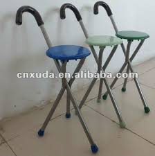 Walking Stick Chair Walking Stick With Folding Seat Cheap Canes Adjustable Cane Buy