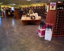 cork flooring installation photos vintage s wine and spirits