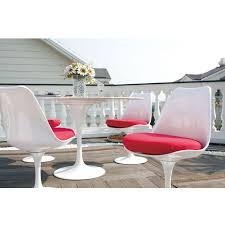 replica eero saarinen tulip side chair