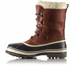 sorel caribou wl men u0027s winter shoes red black buy it at the