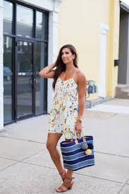 summer style capri floral cami dress a southern drawl