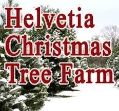 home helvetia christmas tree farm