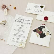 wedding engagement congratulations personalised engagement congratulations gift by letter