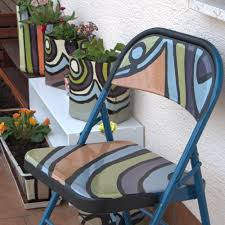 Ideas For Painting Garden Furniture by Diy Ideas For Painting Patio Chairs