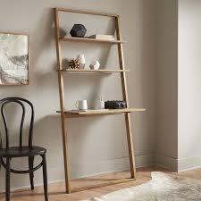 Dorm Desk Bookshelf Leaning U0026 Ladder Desks You U0027ll Love Wayfair