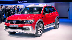 volkswagen models 2016 volkswagen tiguan gte active concept at the 2016 detroit auto show