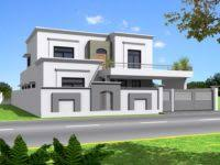 Home Exterior Design In Pakistan 3d Front Elevation Pakistan Front Elevation Of House Exterior