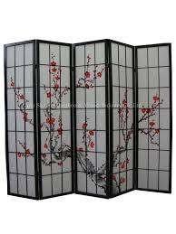 alluring oriental screen room divider antique chinese room divider