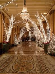 hotel lobby christmas decorating ideas decoration image idea roosevelt hotel christmas decor lobby toml1959 flickr