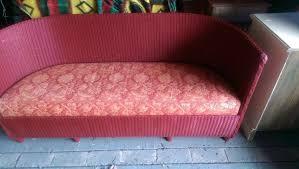 loom sofa lloyd loom sofa and matching armchair in ipswich suffolk gumtree
