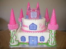 princess castle cake 10